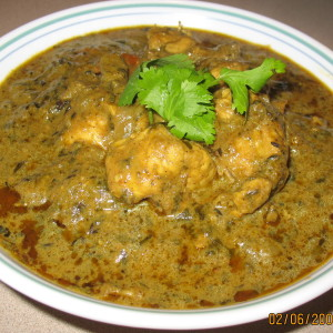 chicken jeera
