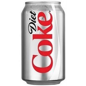 diet coke 0.33