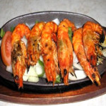 king prawn tandoori