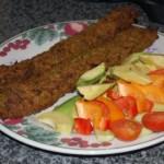 seekh kebab starter