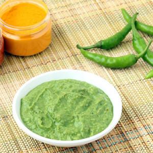 green-chilli-chutney-recipe