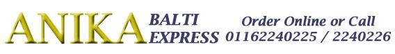 Anika Balti Express